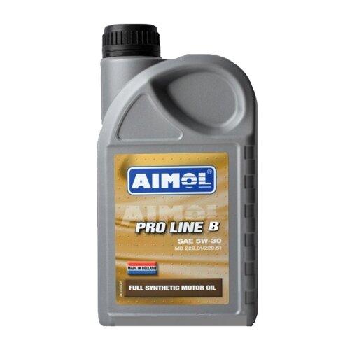 Моторное масло Aimol Pro Line B 5W-30 1 л моторное масло aimol pro line f 5w 30 1 л 8717662396557