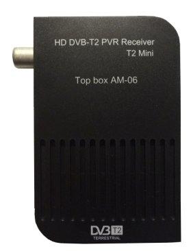 Ресивер top box am-05 автомобильный dvb-t2