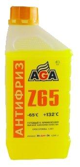 Антифриз AGA Z65,