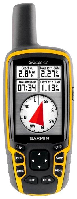 Garmin Навигатор Garmin GPSMAP 62
