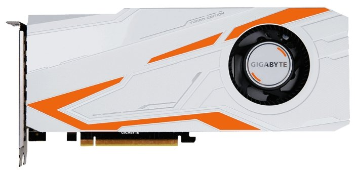 GIGABYTE GeForce GTX 1080 Ti 1506Mhz PCI-E 3.0 11264Mb 11010Mhz 352 bit HDMI HDCP Turbo