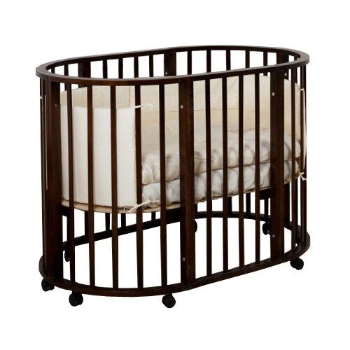 Кроватка Incanto Mimi 7 в 1 (трансформер) венге кроватка трансформер incanto amelia 8 в 1 белый kr 0027 0