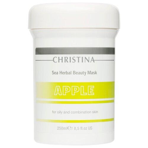 Christina Sea Herbal маска красоты Яблоко, 250 мл christina sea herbal маска красоты яблоко 250 мл