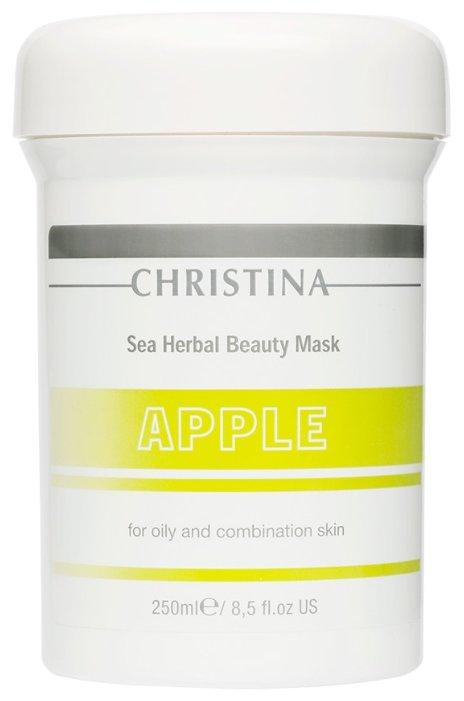 Christina Sea Herbal маска красоты Яблоко