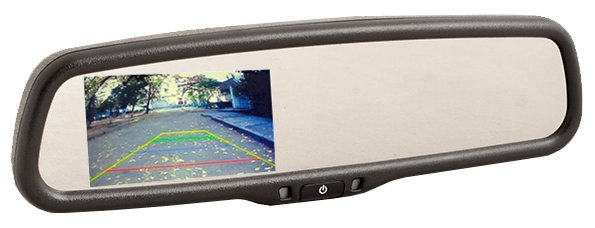 Автомобильный монитор AVEL AVS0489BM