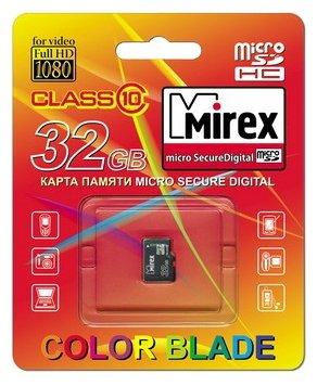 Mirex microSDHC Class 10 32GB