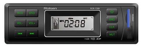 Автомагнитола Rolsen RCR-120