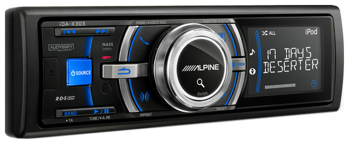 Автомагнитола Alpine iDA-X303