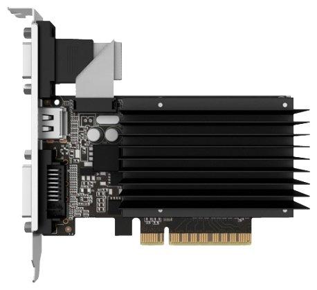 Palit GeForce GT 630 902Mhz PCI-E 2.0 1024Mb 1800Mhz 64 bit DVI HDMI HDCP Silent