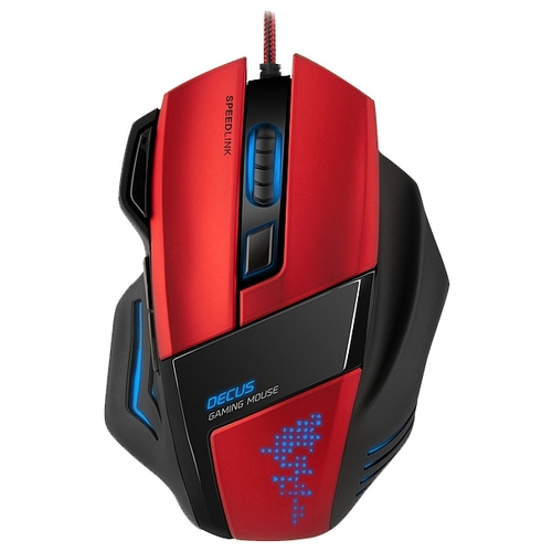 Мышь SPEEDLINK DECUS Gaming Mouse Black USB