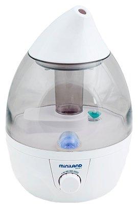 Miniland Ультразвуковой увлажнитель воздуха Miniland Minidrop белый