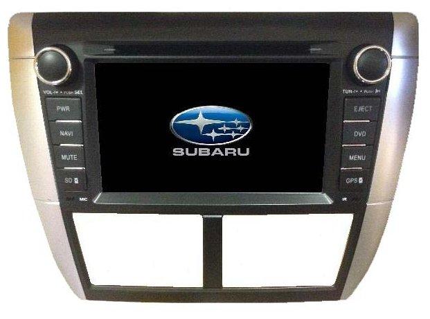 Best Electronics Subaru Forester (2009)