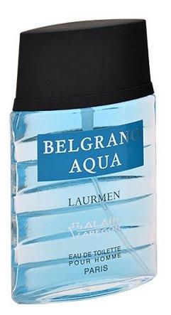 Alain Aregon Laurmen Belgrano Aqua