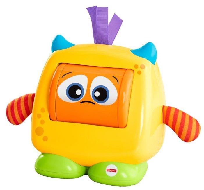 Интерактивная развивающая игрушка Fisher-Price Монстрик