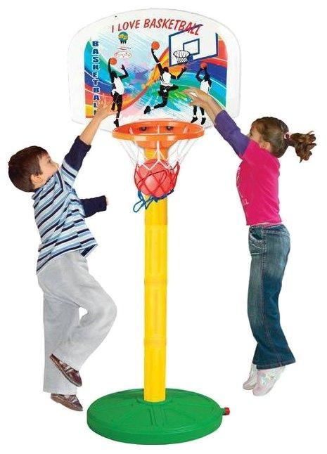 Баскетбольная стойка с кольцом pilsan (03 398)