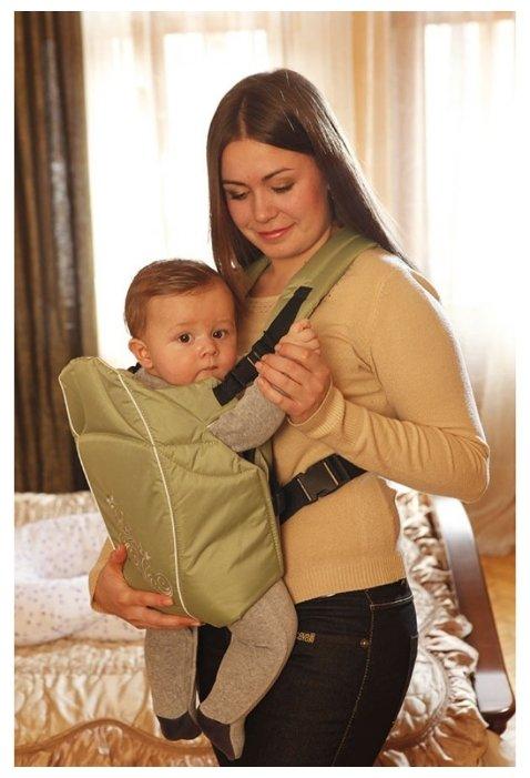 Рюкзак-переноска Baby Breeze Кенгуру