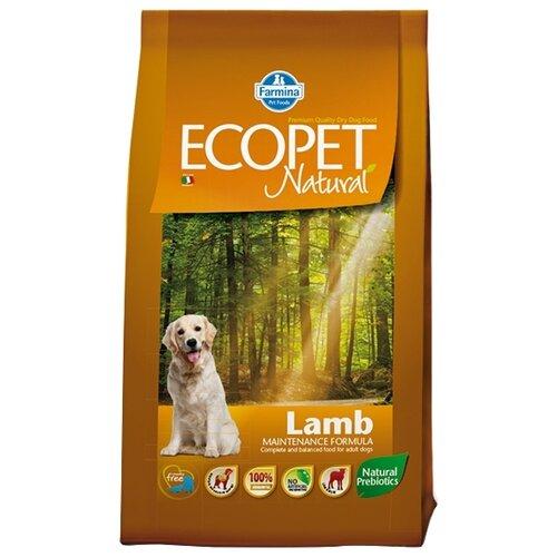 Сухой корм для собак Farmina Ecopet ягненок 12 кг (для средних пород)