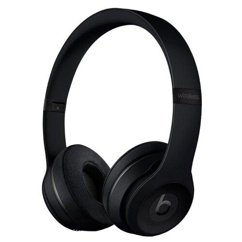 Наушники Beats Solo3 Wireless матовый черныйНаушники и Bluetooth-гарнитуры<br>