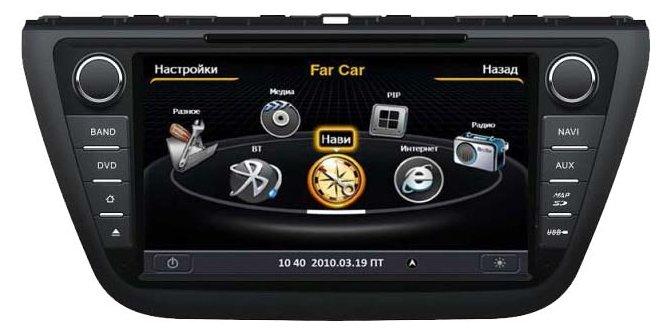 FarCar s100 Suzuki Sx4 на Windows (C337)