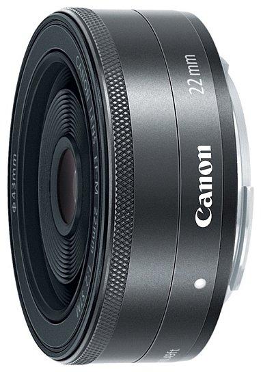Canon Объектив Canon EF-M 22mm f/2 STM