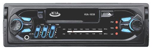 Автомагнитола Kia KIA-1039