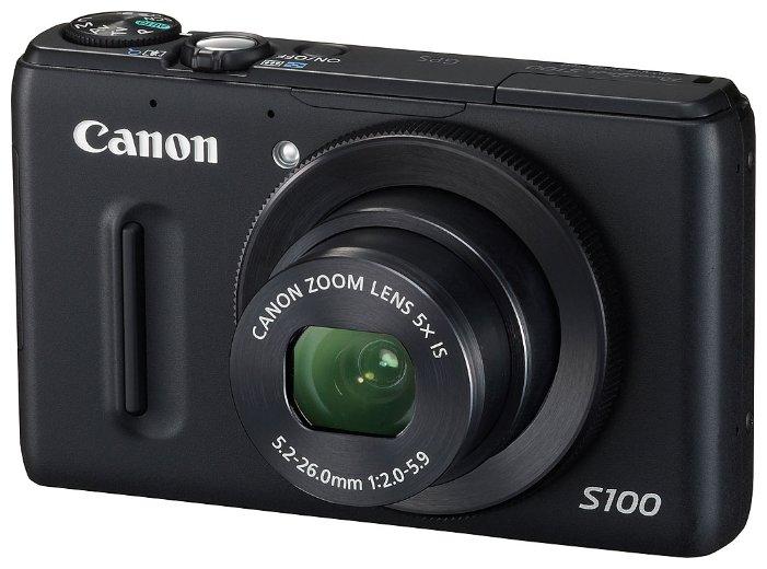 Canon Компактный фотоаппарат Canon PowerShot S100