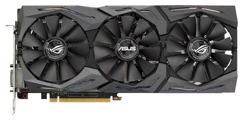 ASUS Radeon RX 480 1310Mhz PCI-E 3.0 8192Mb 8000Mhz 256 bit DVI 2xHDMI HDCP
