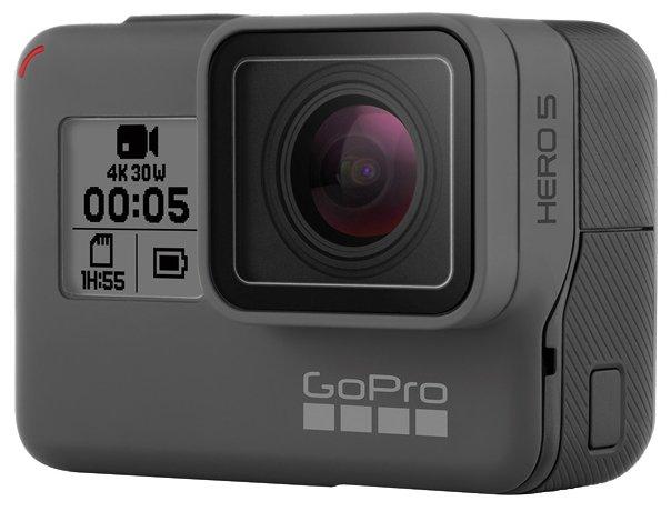 Экшн-камера GoPro HERO5 Black (CHDHX-501)
