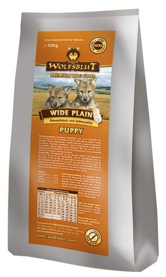 Корм для собак Wolfsblut Wide Plain Puppy
