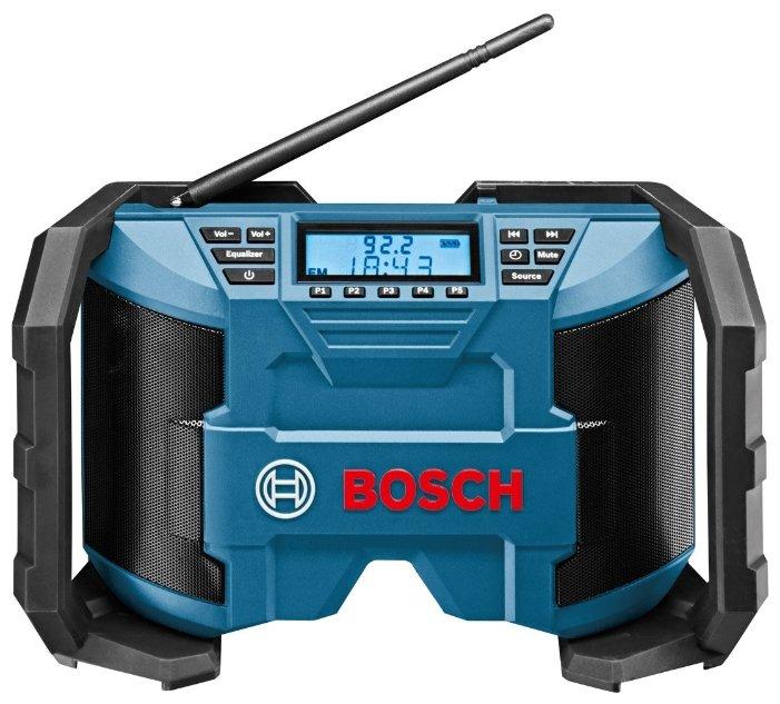 BOSCH GML 10,8 V-LI Professional (601429200) Аккумуляторное радио