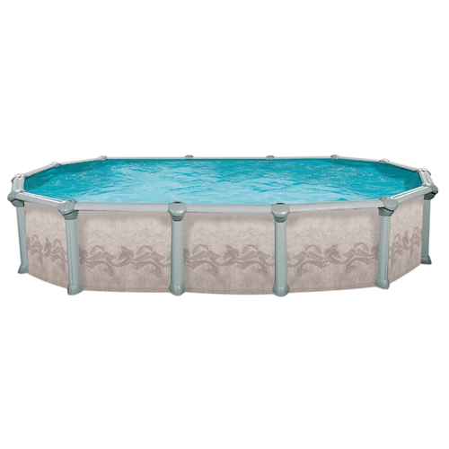Бассейн Atlantic Pools J-4000 Gibraltar (5.5 × 3.7 × 1.32 м)
