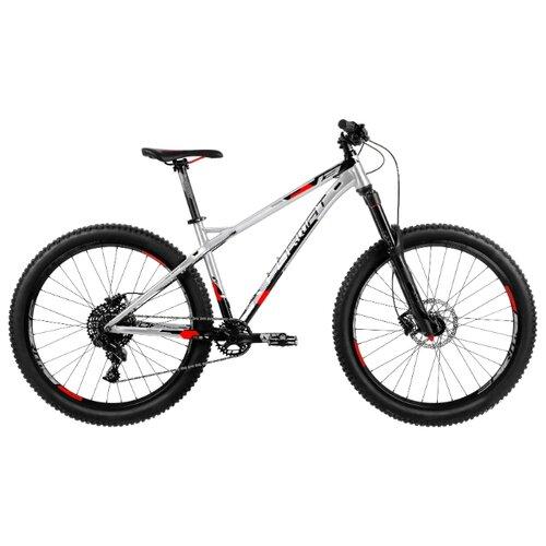 Горный (MTB) велосипед Format 1311 (2018) серебристый M (требует финальной сборки) цена 2017