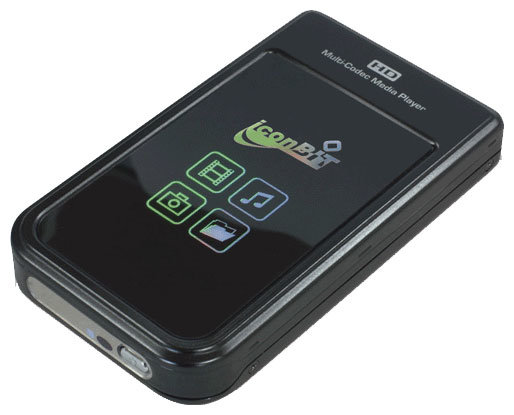 Медиаплеер iconBIT HD270HDMI mk2