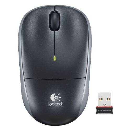 Мышь Logitech Wireless Mouse M215 Black USB