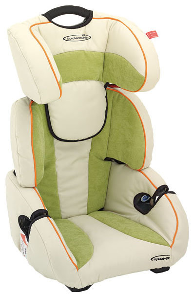 Автокресло группа 2/3 (15-36 кг) STM My-Seat SP