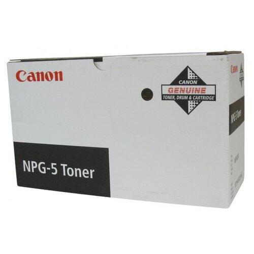 Картридж Canon NPG-5 BK (1376A002)