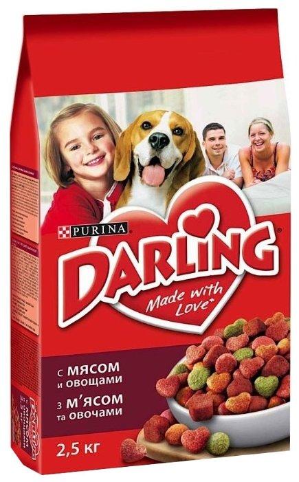 Корм для собак Darling Для собак с мясом и овощами