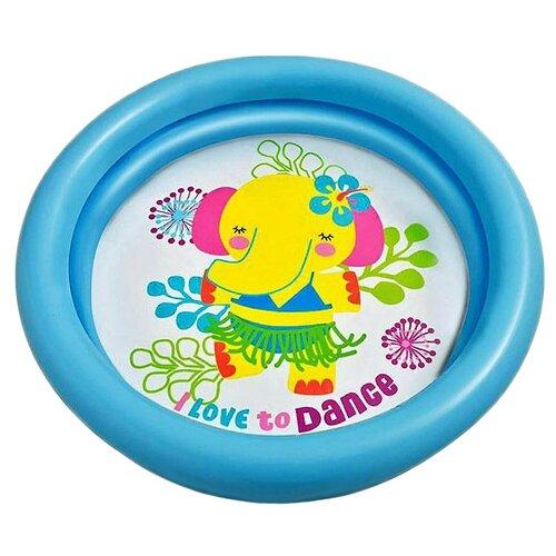 Детский бассейн Intex My First Pool 59409 детский бассейн intex океан 56452