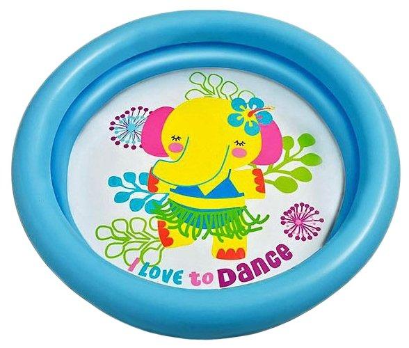 Детский бассейн Intex My First Pool 59409
