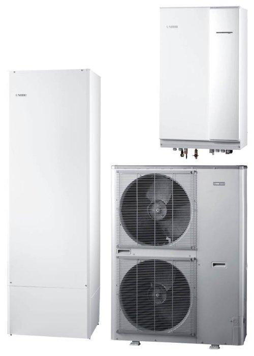 Тепловой насос Nibe Комплект 4 (HBS 16 + HEV 300 + AMS 10-16)