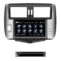 FlyAudio FA082C03 Toyota Prado 4.0L VX 2011 RHD