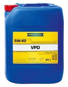 Моторное масло Ravenol VPD SAE 5W-40 20 л