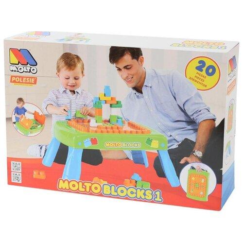 Купить Конструктор Molto Blocks 57983-20, Конструкторы
