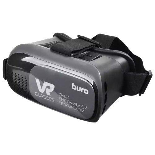 Очки виртуальной реальности для смартфона Buro VR-368 черный