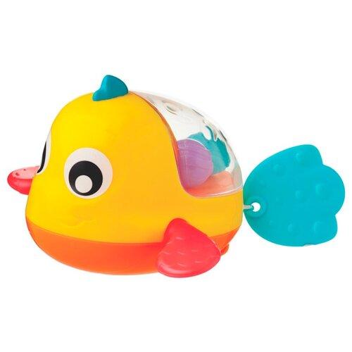 Купить Игрушка для ванной Playgro Paddling Bath Fish (4086377) разноцветный, Игрушки для ванной