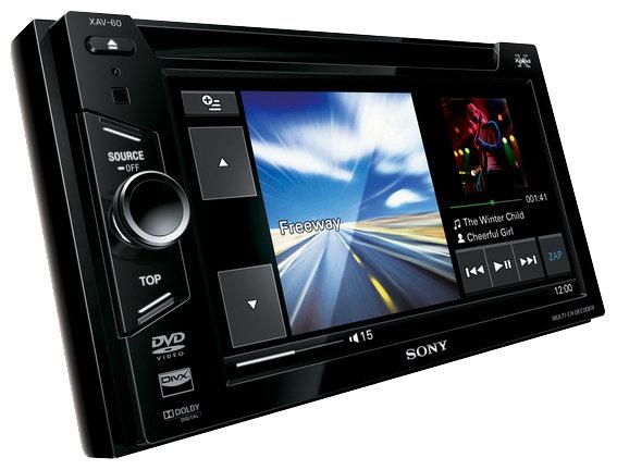 Автомагнитола Sony XAV-60