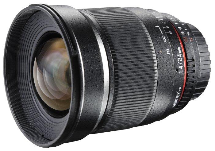 Walimex 24mm f/1.4 IF Minolta A