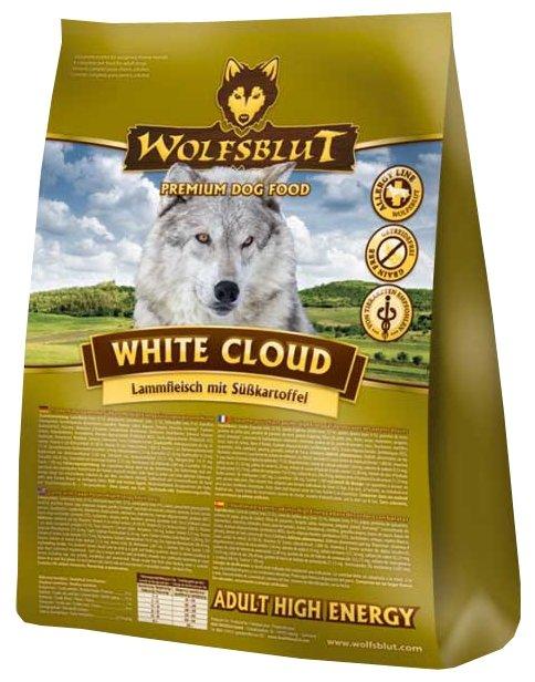 Корм для собак Wolfsblut White Cloud Active