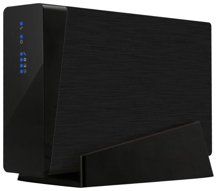 Сетевой накопитель (NAS) iconBIT i-Stor iS308