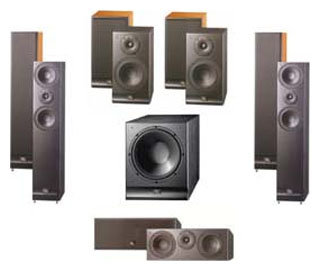 Acoustic Research S 42 set